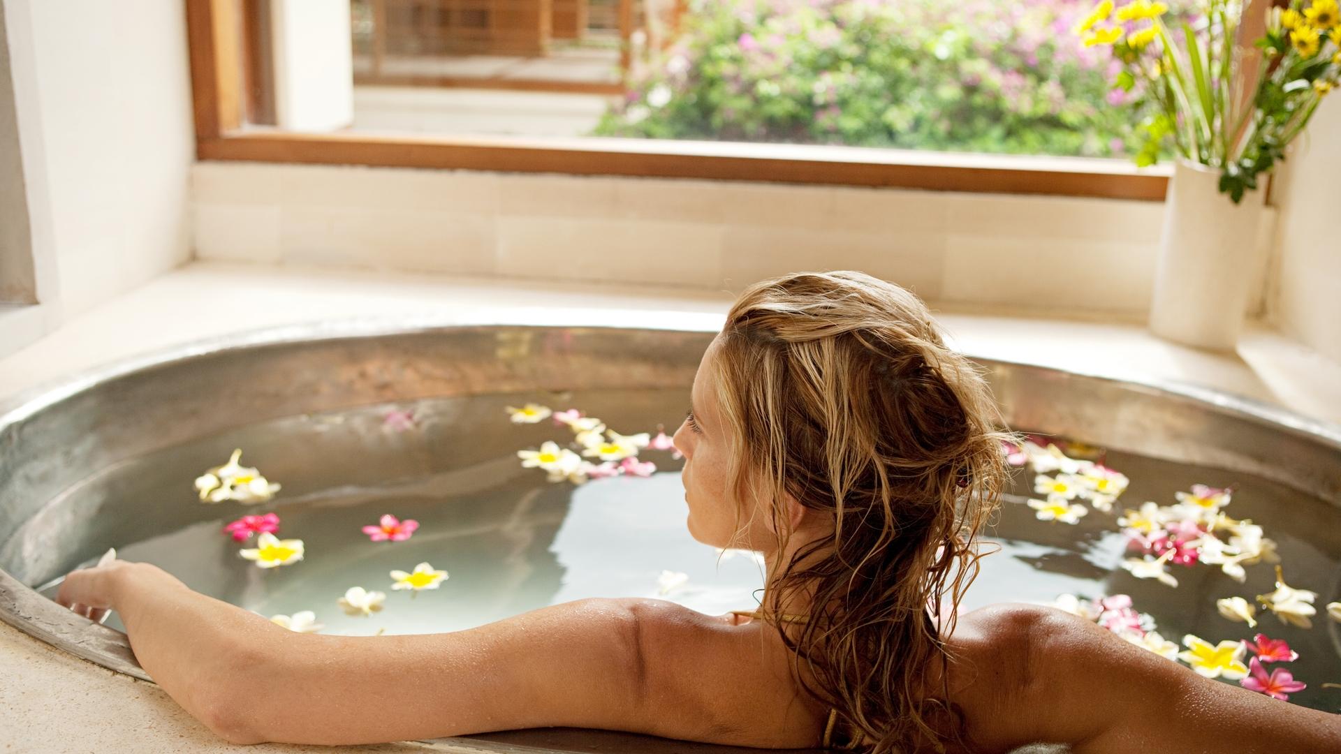 Как принять ванну с пользой Официальный сайт. - Едим Дома 41