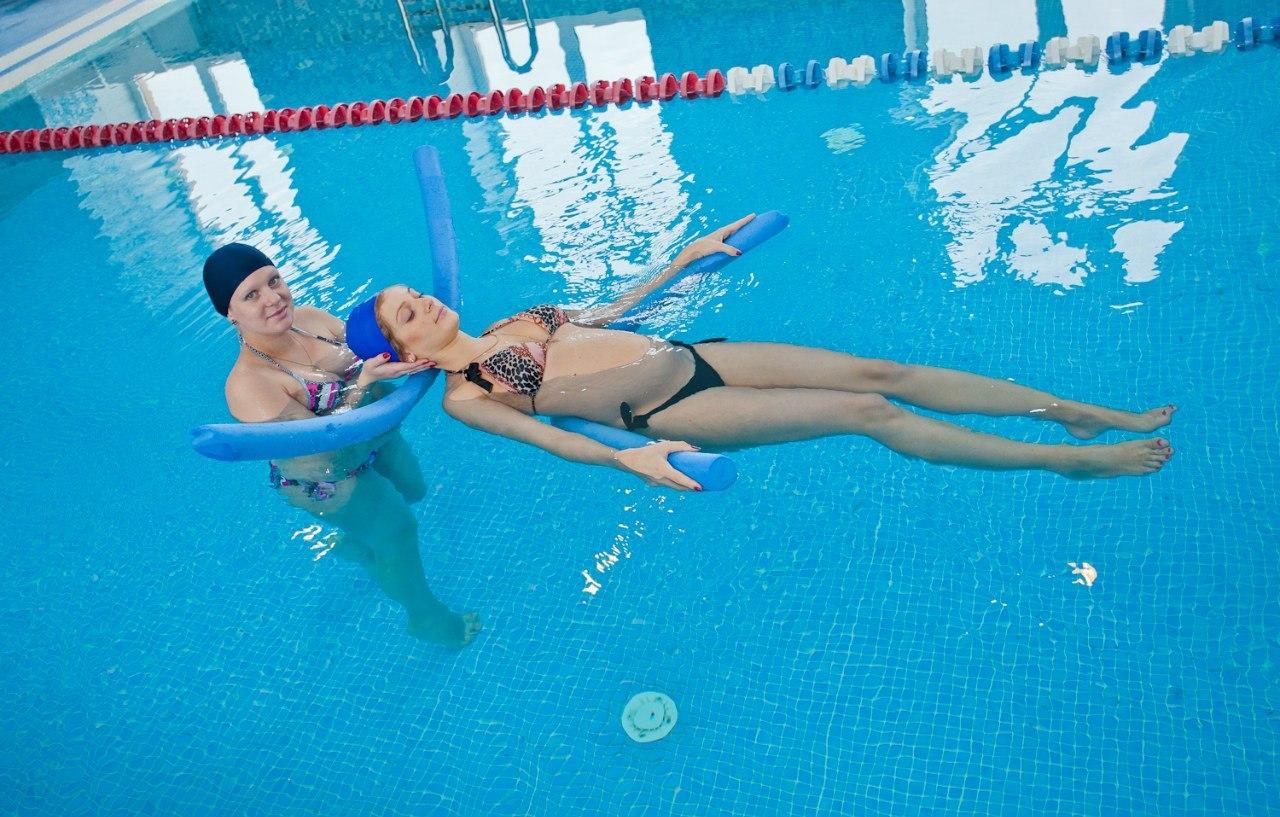 Температура воды в бассейне для беременных в 28