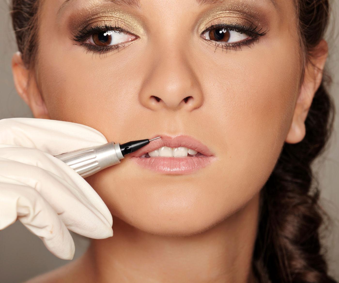 Перманентный макияж для глаз отзывы