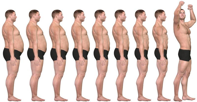 Как быстро сбросить лишний вес для мужчин