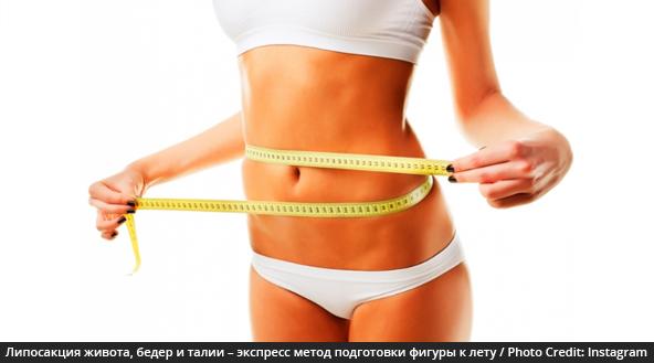 как похудеть в зоне живота и боков