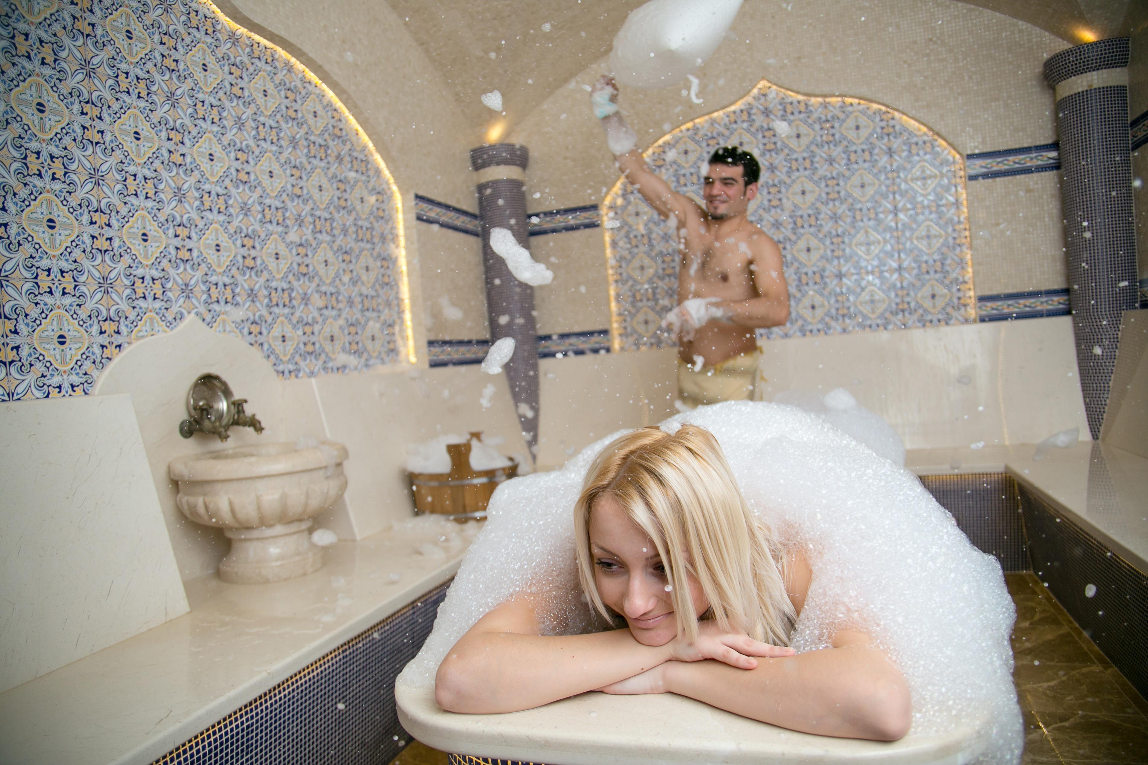 Сауна или турецкая баня для похудения