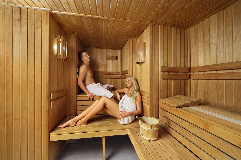 Шведская баня фото