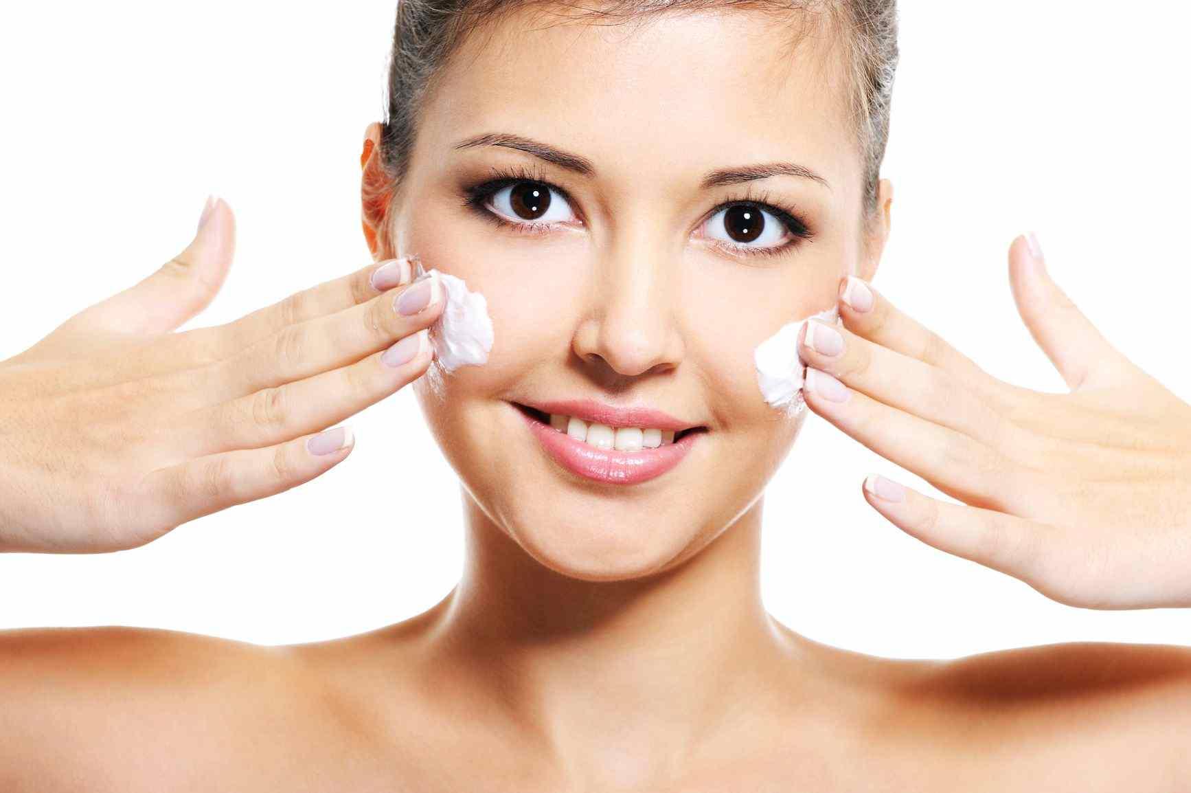 этапы ухода за кожей лица