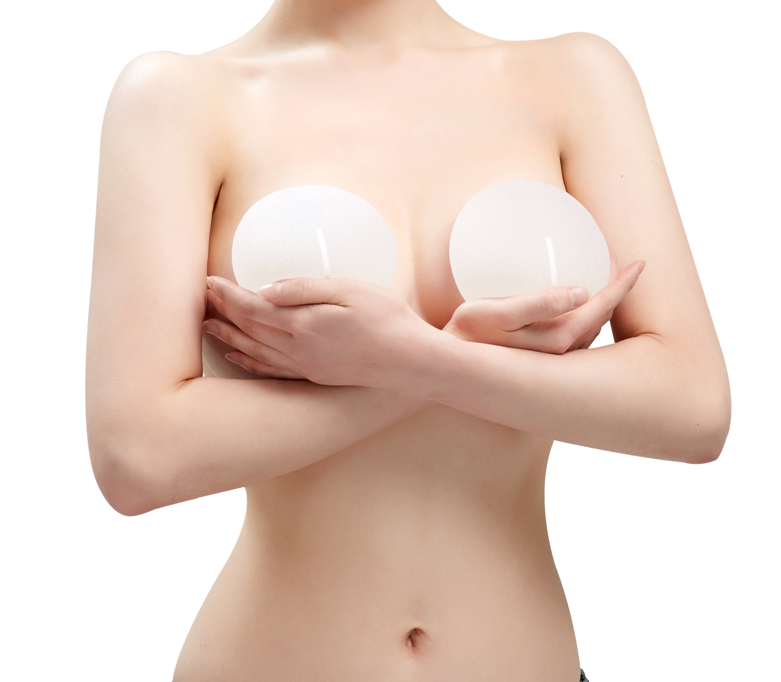 Girls breast implants french