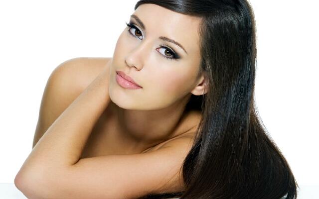 Экспресс-кондиционер для восстановления волос золотой шелк