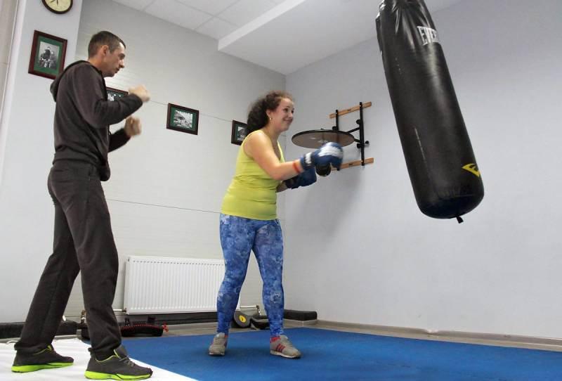 Как сбросить вес при помощи бокса