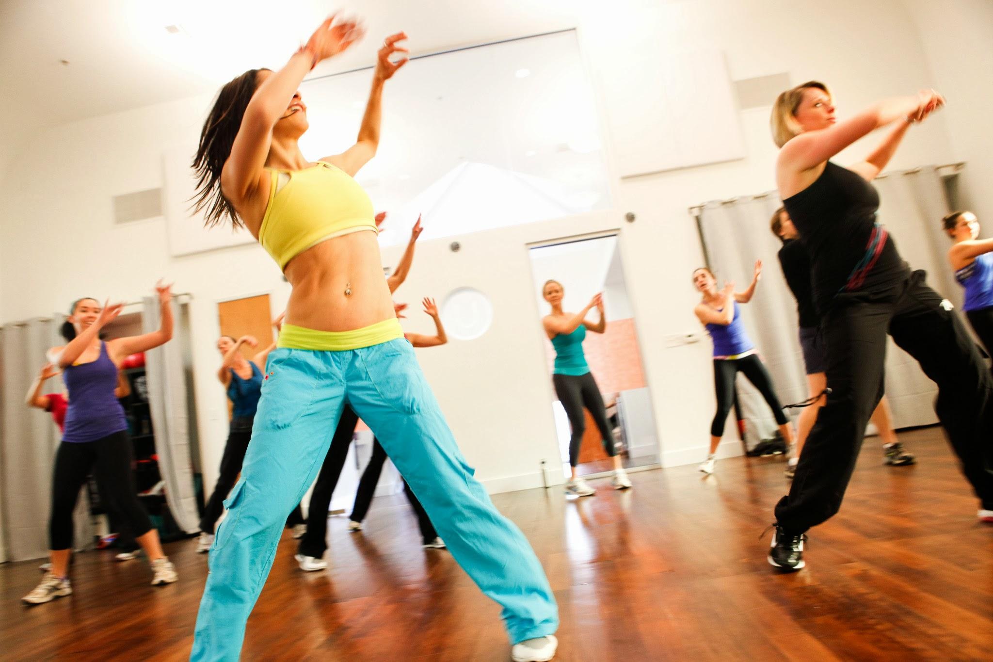 Танцы фитнес для похудения