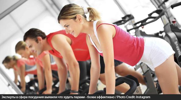 спорта худеть эффективно от